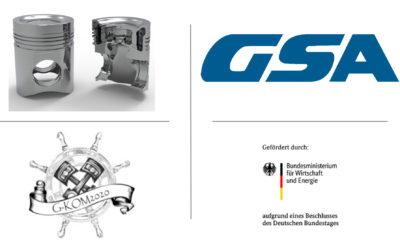 G-KOM2020 – Innovative Brennraumkomponenten für Großmotoren